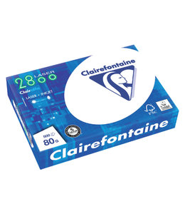 Clairefontaine KOPIEERPAP LASER A4 WT