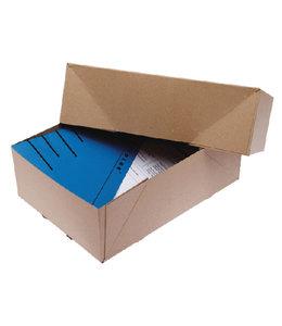 Cleverpack PARAATDOOS A4 307X220X108 BR