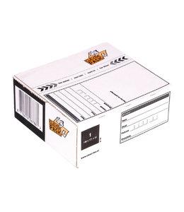 Cleverpack POSTPAKKETBOX 1 195 25STKS