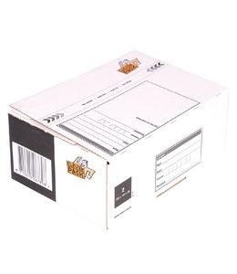 Cleverpack POSTPAKKETBOX 2 197 25STKS