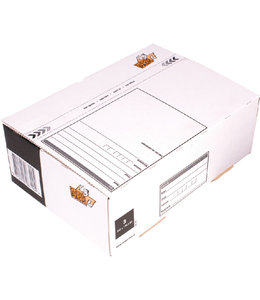 Cleverpack POSTPAKKETBOX 3 202 25STKS
