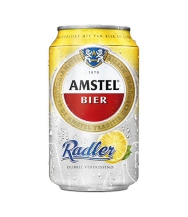 Amstel BIER RADLER 2% 0.33L 6STKS