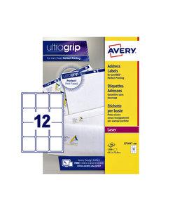 Avery ETIKET L7164-100 63.5X72 1200STKS