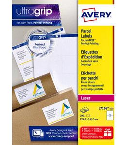 Avery ETIKET L7168 199.6X143.5 200STKS