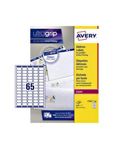 Avery ETIKET L7651-100 38.1X21.2 6500STKS
