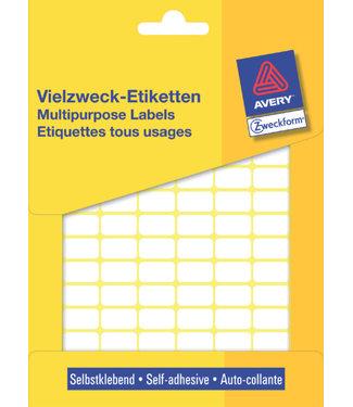 Avery Zweckform ETIKET 3311 16X9 2646STKS
