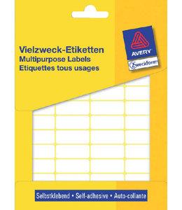 Avery Zweckform ETIKET 3318 22X18 1200STKS