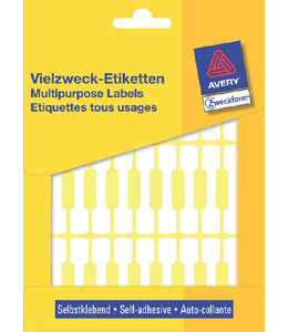 Avery Zweckform ETIKET 3335 49X10MM 924STKS