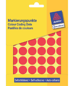 Avery Zweckform ETIKET 3374 18MM RD 1056STKS