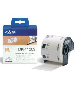 Brother L-ETIKET DK-11209 29X62 WT 800STKS