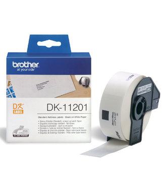 Brother L-ETIKET DK-11201 29X90 WT 400STKS