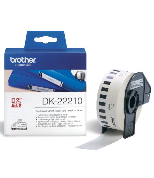 Brother L-ETIKET DK-22210 29X30.48