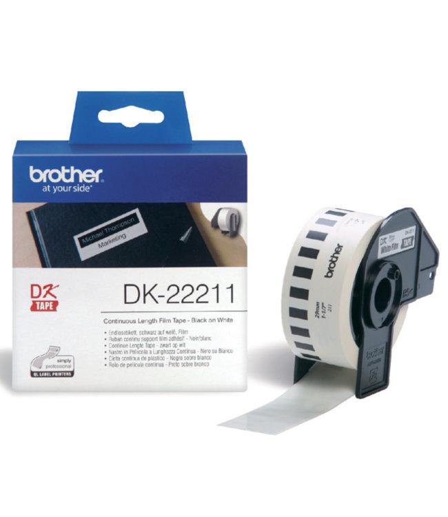 Brother L-ETIKET DK-22211 29X15.24