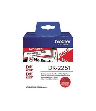 Brother L-ETIKET DK-22251 62X15.24