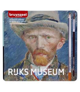 Bruynzeel KLEURPOTLOOD AQUAREL GOGH 24STKS