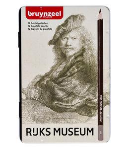 Bruynzeel POTLOOD REMBRANDT ASS 12STKS