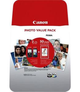 Canon INKCART RIDGE PG560XL CL561XL PV