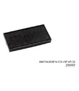 Colop INKTKUSSEN 6E/50 ZW 5STKS