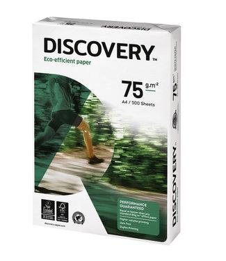 Discovery KOPIEERPAPIER A4 75GR WT 500VEL