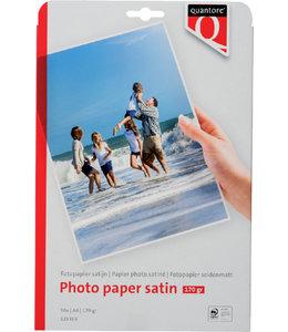 Quantore FOTOPAPIER A4 170GR SATIJN 50VEL