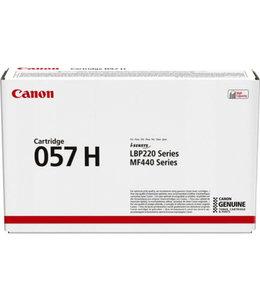 Canon TONERCARTRIDGE 057H 10K ZW