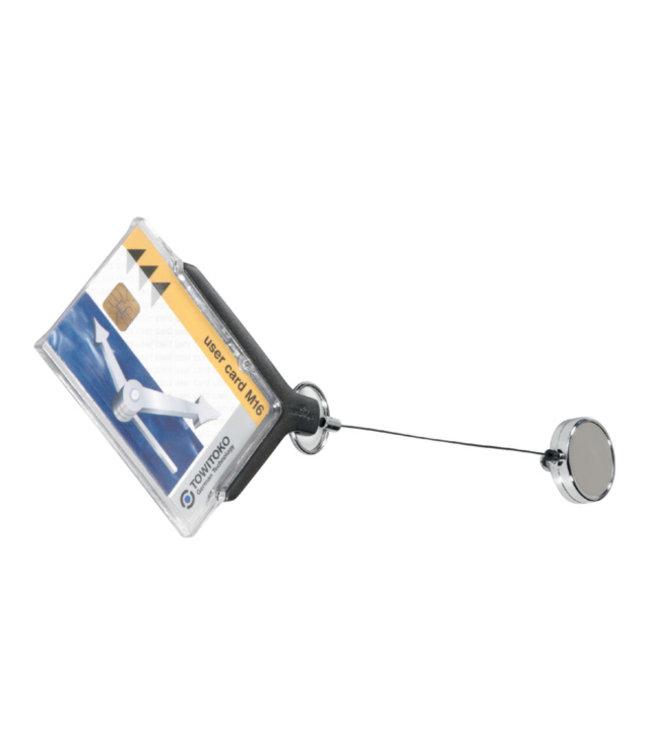 Durable BADGE MET KOORD 8307 10STKS