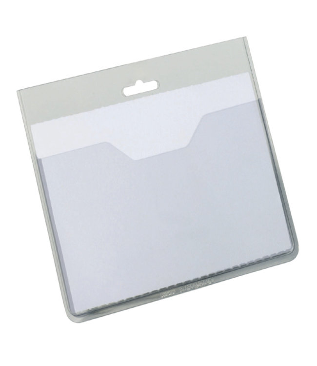 Durable BADGE 8136 OPEN 60X90MM 20STKS