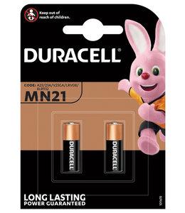 Duracell BATTERIJ MN21 12V ALK 2STKS