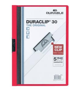 Durable KLEMMAP 2200 A4 PL/TR 3MM RD