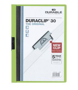 Durable KLEMMAP 2200 A4 PL/TR 3MM GN