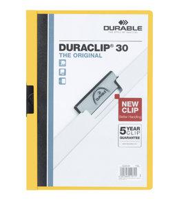 Durable KLEMMAP 2200 A4 PL/TR 3MM GL