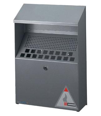 Durable ASBAK 450X310X107 METALLIC