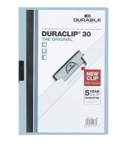 Durable KLEMMAP 2200 A4 PL/TR 3MM LBL
