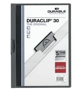 Durable KLEMMAP 2200 A4 PL/TR 3MM DGS 25STKS