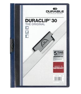 Durable KLEMMAP 2200 A4 PL/TR 3MM NBL 25STKS
