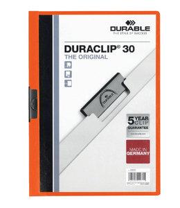 Durable KLEMMAP 2200 A4 PL/TR 3MM OR