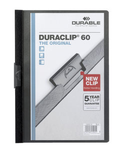 Durable KLEMMAP 2209 A4 PL/TR 6MM ZW