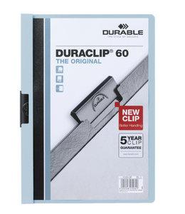 Durable KLEMMAP 2209 A4 PL/TR 6MM BL