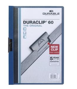 Durable KLEMMAP 2209 A4 PL/TR 6MM DBL