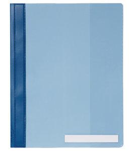 Durable SNELHECHTER 2510 A4 PVC BL 25STKS