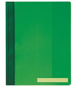 Durable SNELHECHTER 2510 A4 PVC GN 25STKS