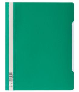 Durable SNELHECHTER 2570 A4 PVC GN 50STKS