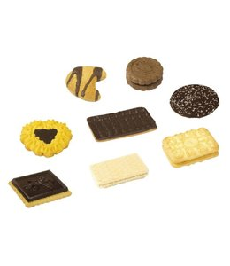 Elite KOEK DELICIOUS ASSORTI 120STKS