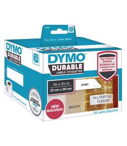 Dymo L-ETIKET 19330 89X25 WT 700LBLS
