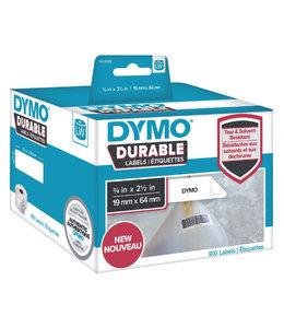 Dymo L-ETIKET 19330 64X19 WT 900LBLS