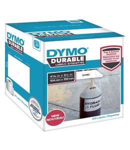 Dymo L-ETIKET 19330 159X104 WT 200LBLS