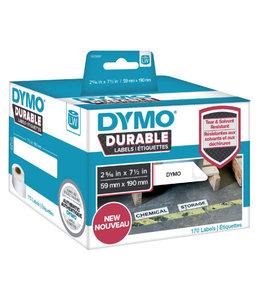 Dymo L-ETIKET 19330 190X59 WT 170LBLS