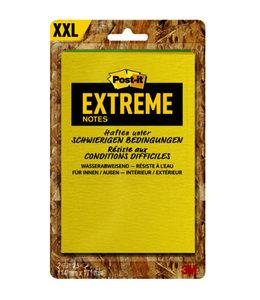 3M Post-it MEMOBLOK EXTREME 114X171MM 2STKS