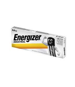 Energizer BATTERIJ IND AA ALK 10STKS