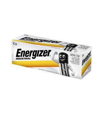 Energizer BATTERIJ IND C ALK 12STKS